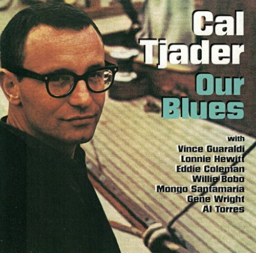 Cal Tjader Our Blues 2 CD Set