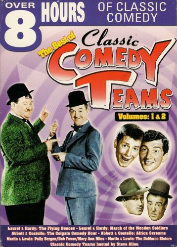 Best Of Classic Comedy Teams Vol. 1 2 Clr Nr 2 DVD