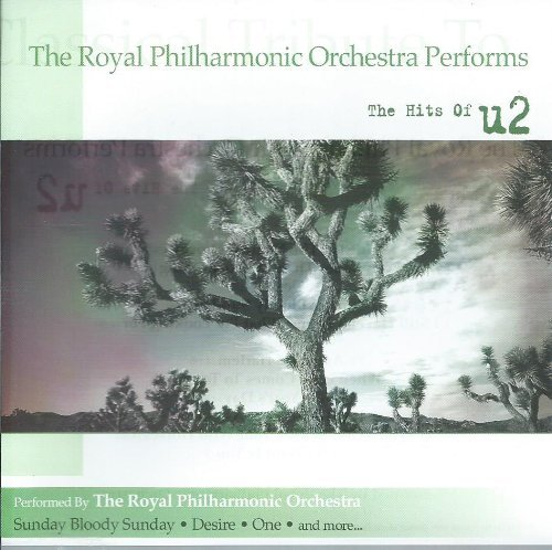 Royal Philharmonic Orchestra Hits Of U2
