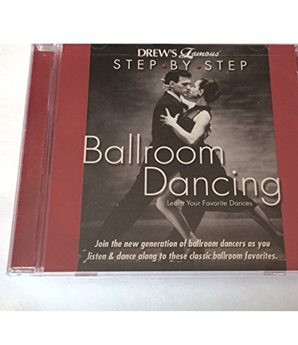 Various Artists Drew's Famous Step By Step Ballroom Dancing