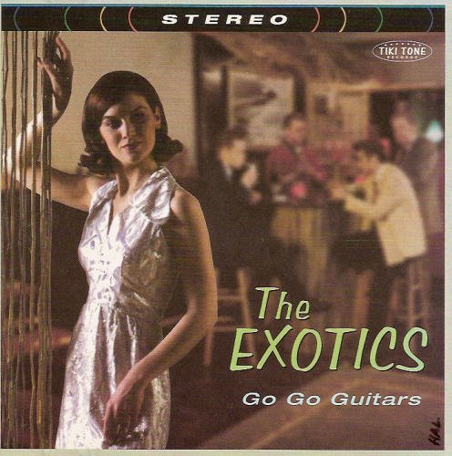 Exotics Go Go Guitars