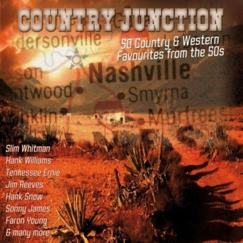 Country Junction Country Junction Import Gbr 2 CD