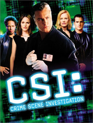 Csi Crime Scene Investigation Second Season