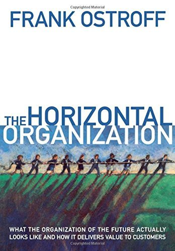 Frank Ostroff The Horizontal Organization What The Organization Of The Future Actually Look