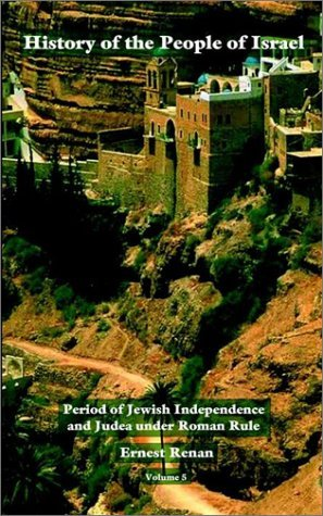 Other History Of The People Of Israel Vol. 5