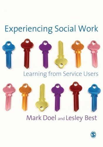 Mark Doel Experiencing Social Work Learning From Service Users