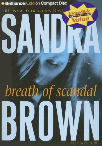 Sandra Brown Breath Of Scandal