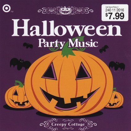 Halloween Party Music Creepy Cottage