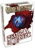 Game Mastery Critical Fumble Deck