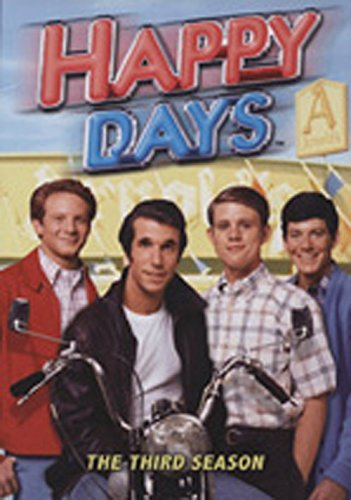 Happy Days Season 3 DVD