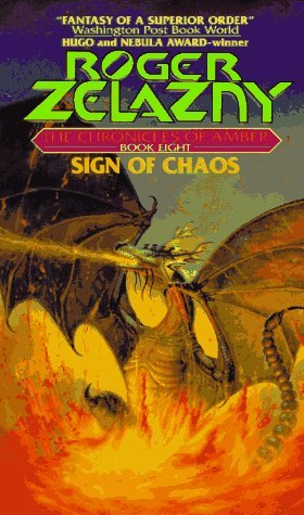 Roger Zelazny Sign Of Chaos (amber Series)