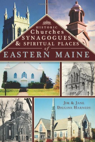Jim Harnedy Historic Churches Synagogues & Spiritual Places O