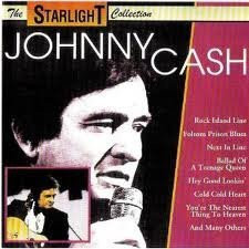 Johnny Cash 18 Golden Hits