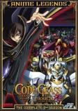 Code Geass Lelouch Of The Rebe Complete Second Season Anime L Clr Jpn Lng Eng Dub Sub Pg13 Ntsc(1) 8 DVD