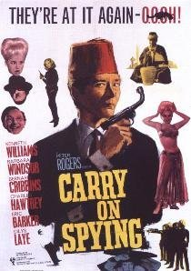 Carry On Carry On Spying