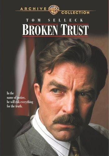 Broken Trust (1995) Selleck Mcgovern Atherton DVD Mod This Item Is Made On Demand Could Take 2 3 Weeks For Delivery