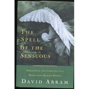 David Abram The Spell Of The Sensuous Perception And Language