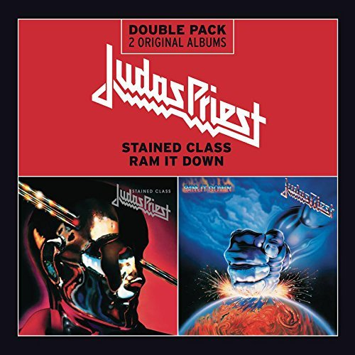 Judas Priest Stained Class + Ram It Down Import Gbr