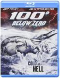 100 Below Zero Fahey Rhys Davies Lane Blu Ray Ws Nr