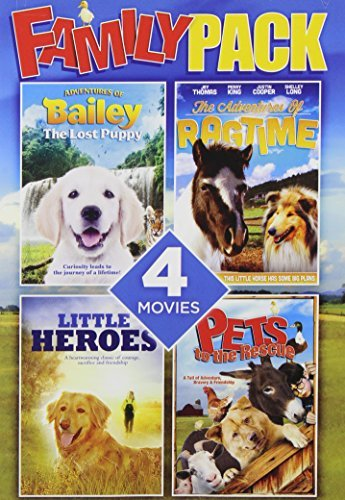 Vol. 1 4 Movie Family Pack Nr