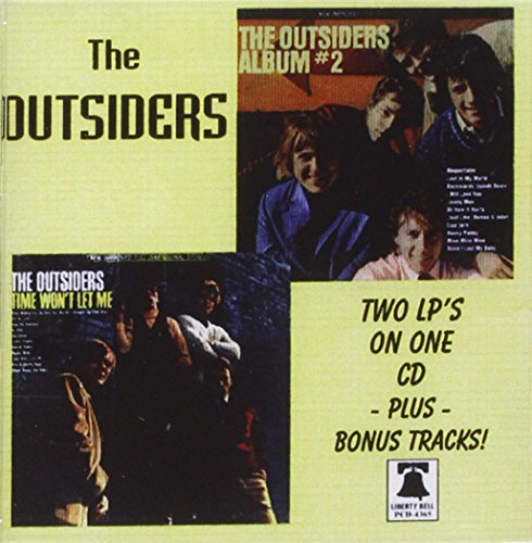 Outsiders Time Won't Let Me #2 2lps CD