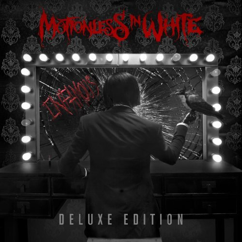 Motionless In White Infamous Deluxe Edition Explicit Version