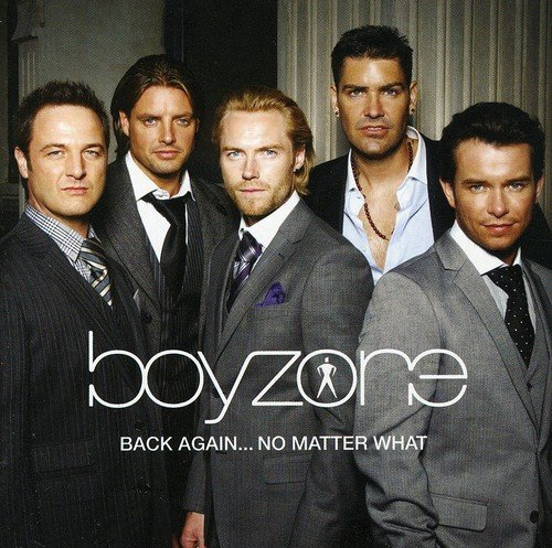 Boyzone Back Again No Matter What The Import Gbr Incl. Bonus Track