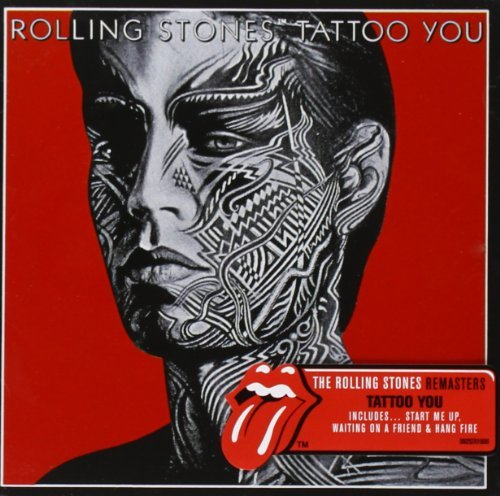 Rolling Stones/Tattoo You@Remastered