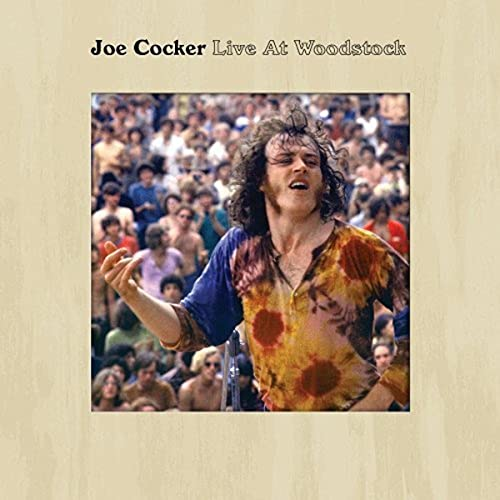 Joe Cocker Live At Woodstock