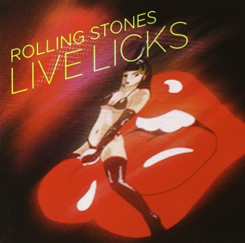Rolling Stones Live Licks Remastered 2 CD