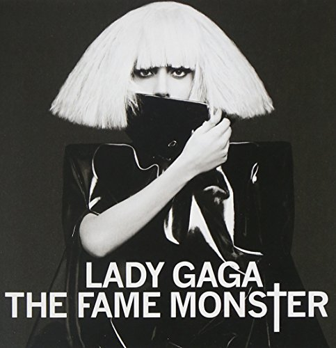 Lady Gaga Fame Monster 2 CD