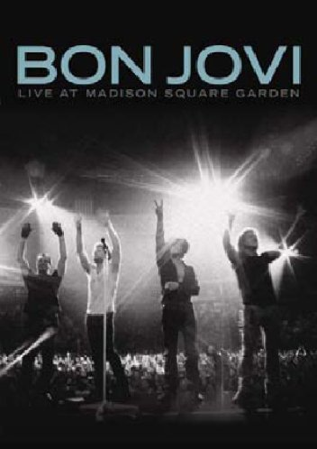 Bon Jovi Live At Madison Square Garden Import Eu Live At Madison Square Garden