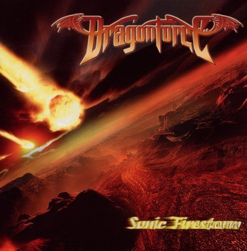 Dragonforce Sonic Firestorm Incl. DVD