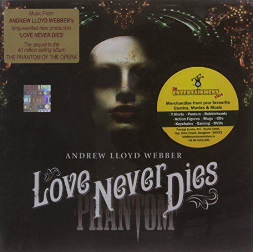 Love Never Dies Musical 2 CD