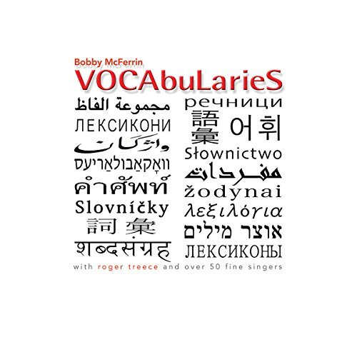 Bobby Mcferrin Vocabularies Vocabularies
