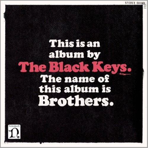 Black Keys Brothers Import Gbr Import Eu