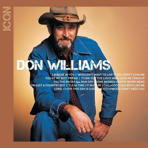 Don Williams Icon