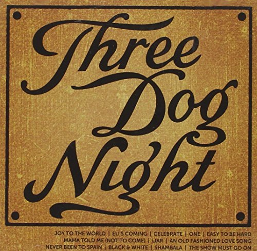 Three Dog Night Icon