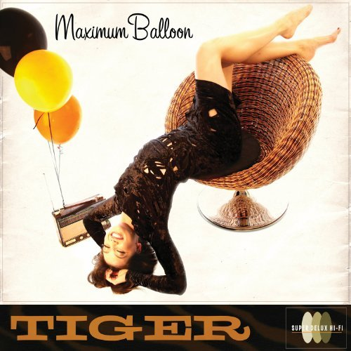Maximum Balloon Tiger 7 Inch Single