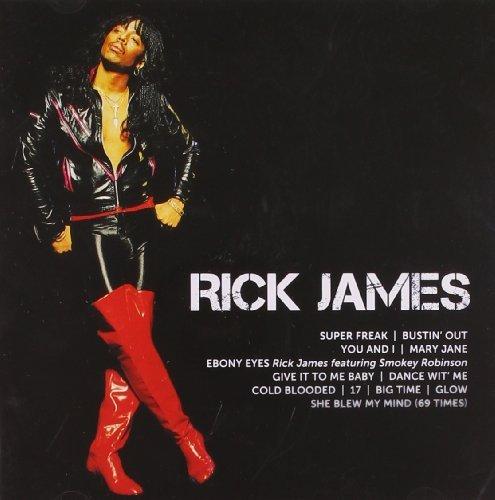 Rick James/Icon
