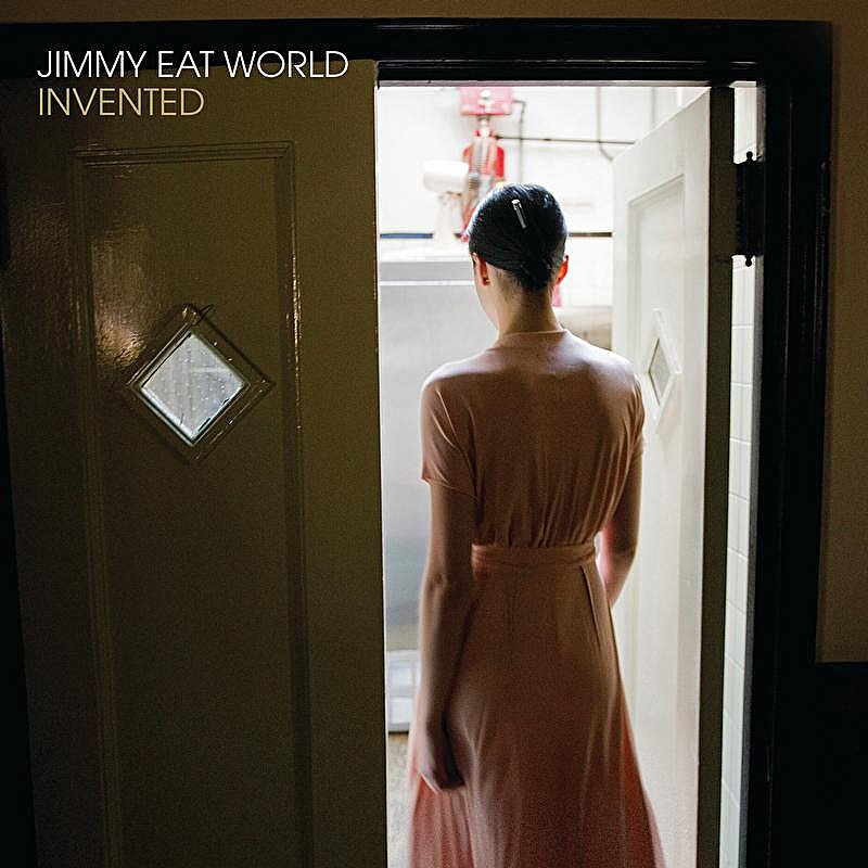 Jimmy Eat World Invented Import Can Lmtd Ed.