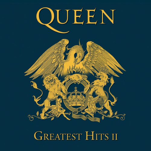 Queen Greatest Hits Ii (2011 Remaste Import Eu