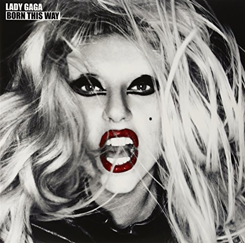 Lady Gaga Born This Way (2lp) 2 Lp