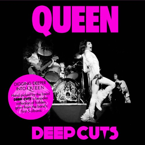 Queen Deep Cuts 1973 76 Import Eu