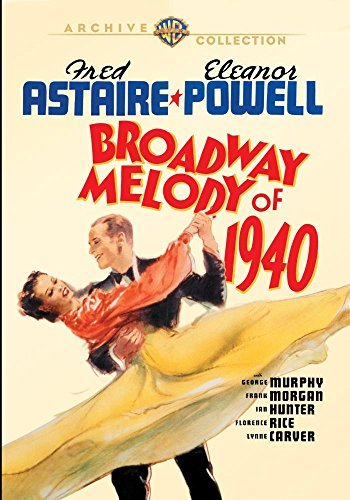 Broadway Melody Of 1940 Broadway Melody Of 1940 DVD R Nr