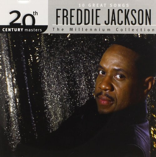 Freddie Jackson Millennium Collection 20th Ce