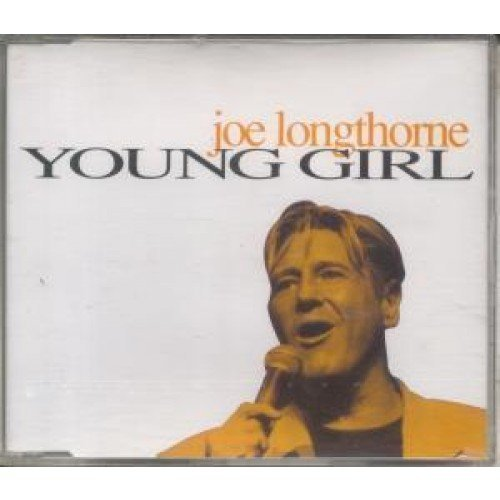 Joe Longthorne Young Girl CD Uk Emi 1994
