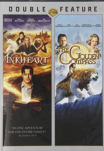 Inkheart Golden Compass Double Feature DVD