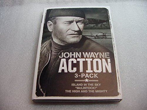 John Wayne Action 3 Pack