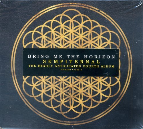 Bring Me The Horizon Sempiternal With Limited Edition Poster Of Bring M